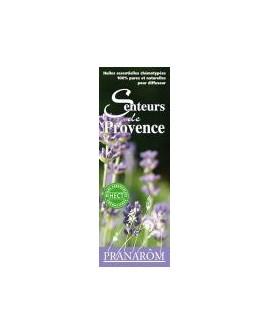 Senteurs de Provence, mélange d'huiles essentielles pour diffuseur de Pranarom