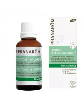 Solution PRANAFORCE  BIO Défenses Naturelles de pranarom