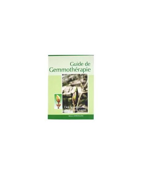 Guide de Gemmothérapie Editions AMYRIS Bruxelles