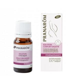 Solution Confort Digestif BIO, Féminaissance de Pranarom