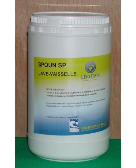 Spoun lavage vaisselle machine bio Lerutan,1 kg