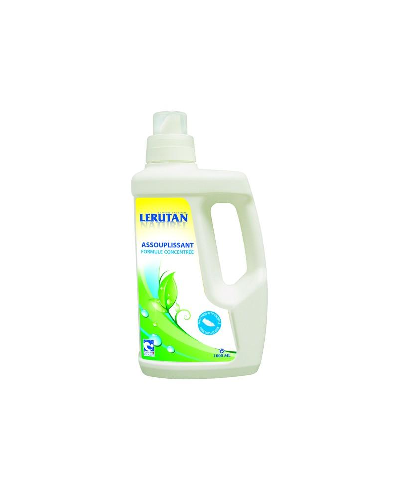 Assouplissant pour linge lerutan bio aux huiles - Huile essentielle desinfectant linge ...