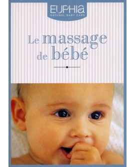 Le massage de bébé, livre de euphia