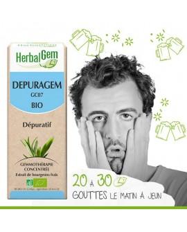 DEPURAGEM - Complexe dépuratif BIO de HERBALGEM