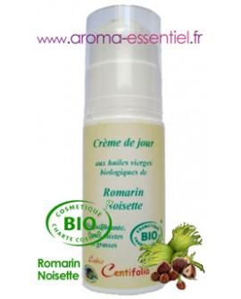 Crème de jour BIO, peaux mixtes et grasses