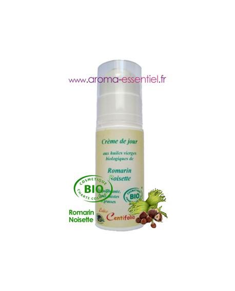 Crème de jour BIO, peaux mixtes et grasses, Fin de fabrication, (voir produits de remplacement)