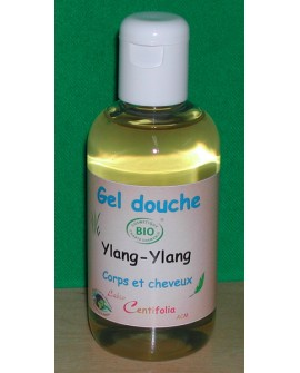 Gel douche BIO  ylang ylang  (corps et cheveux)