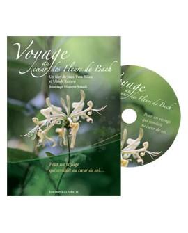 """DVD """"Voyage au coeur des Fleurs de Bach"""" de ULRICH RAMPP et JEAN YVES BILIEN"""
