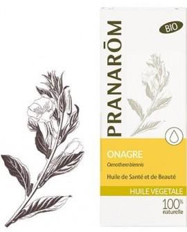 Onagre BIO huile végétale de Pranarom