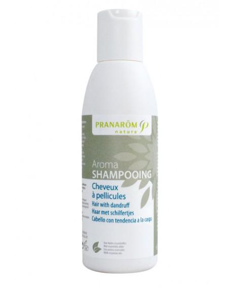 Cheveux à pellicules, Aroma  Shampooing aux huiles essentielles de Pranarom