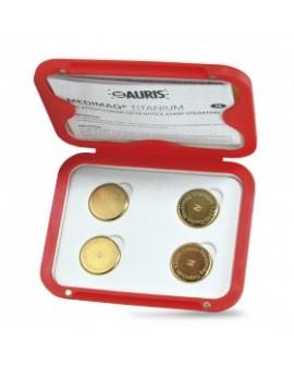 Aimants Thérapeutiques Medimag Titanium Ø25