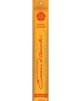 Fleurs d'Oranger Encens aux huiles essentielles