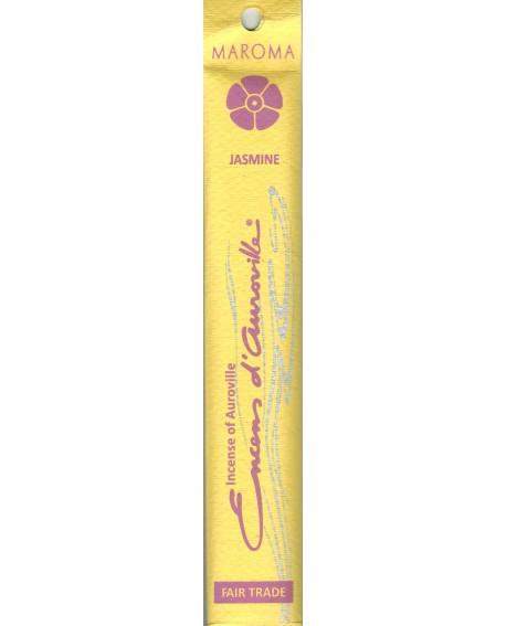 Jasmin Encens aux huiles essentielles