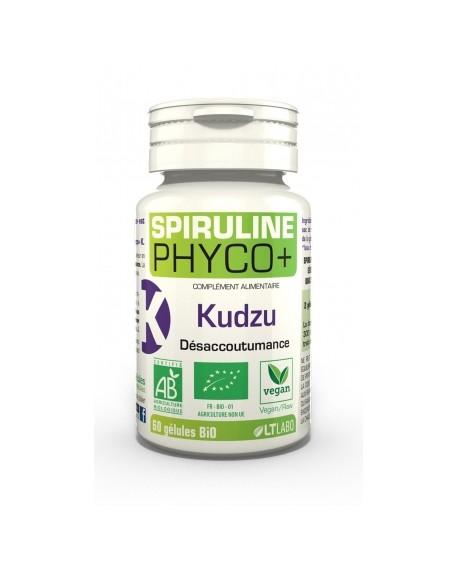 Spiruline Bio Phyco+ Kudzu de LT LABO