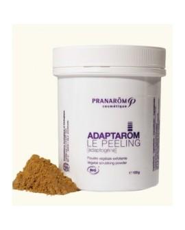ADAPTARÔM, Le Peeling BIO, Poudre végétale exfoliante