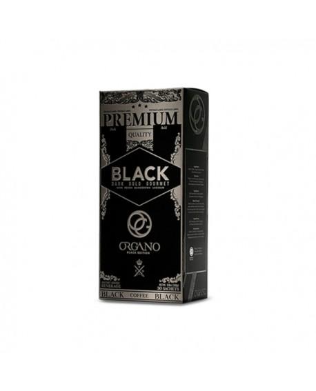 Café noir au Ganoderma Lucidum (Reishi) BIO