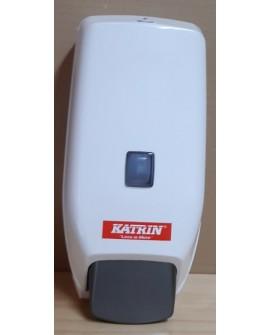 Distributeur Blanc à Savon 500 ml vrac (Katrin)
