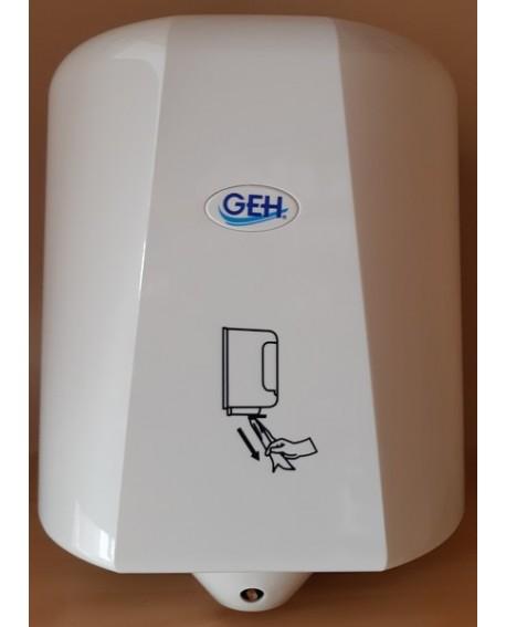 Distributeur blanc à bobine devidage central (GEH)