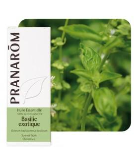 Basilic exotique Huile Essentielle de Pranarom