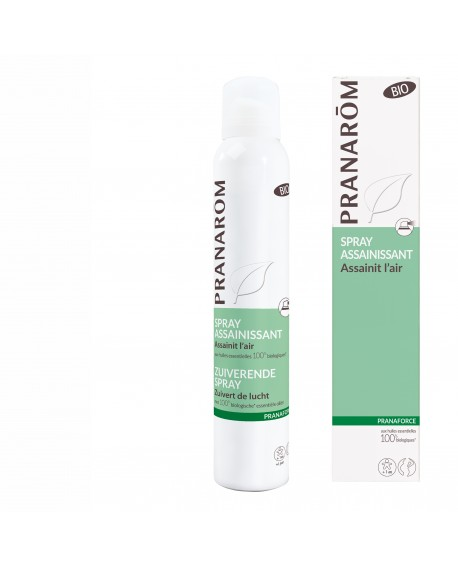 Spray Assainissant Bio 150 ML PRANAFORCE de pranarom
