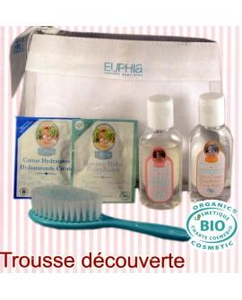 Trousse découverte BIO Euphia pour bébé