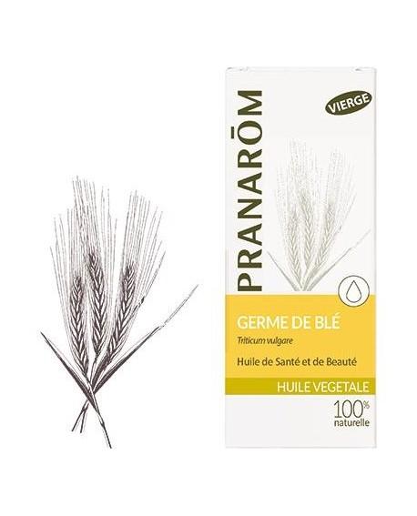 Germe de Blé huile végétale vierge de Pranarom
