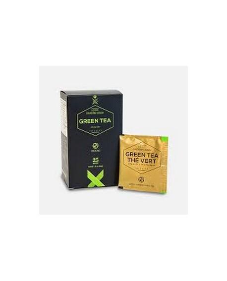 Tea Green Organic au Ganoderma Lucidum (Reishi) BIO