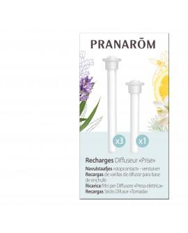 Kit de recharge pour diffuseur prise de Pranarom