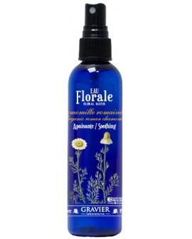 Eau florale Camomille BIO ou hydrolat (Apaisante, Purifiante) de GRAVIER