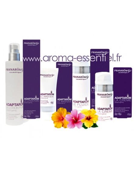Pack Cosmétique Adaptarôm (4 soins BIO pour le visage et le corps) de Pranarom