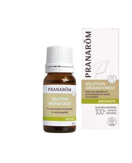 Aromaforest, (Tique, maladie de Lyme) Pranarom