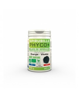 Spirubille BIO Phyco+ Goût Nature de LT Labo