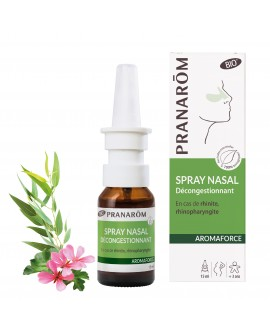 Spray Nasal BIO Aromaforce de Pranarom
