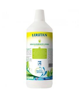 sols et surfaces lisses Lerutan bio aux huiles essentielles