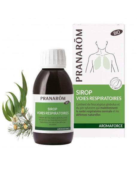 Sirop Voies Respiratoires Bio Aromaforce de Pranarom