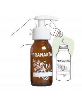 Flacon pompe vide 60 ml de Pranarom
