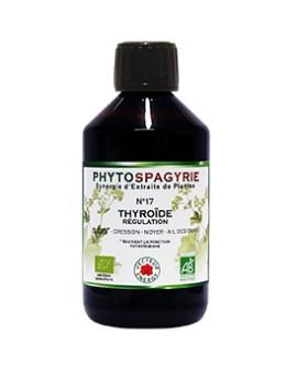 Phytospagyrie n°17 Thyroïde - Vecteur Energy