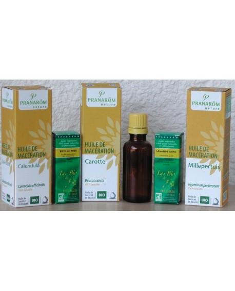 Pack Aprés Soleil Bio aux huiles essentielles et végétales
