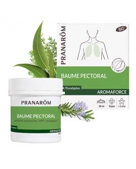 Baume pectoral Bio Aromaforce de Pranarom