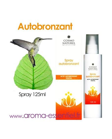 Autobronzant BIO en Spray de Cosmo naturel