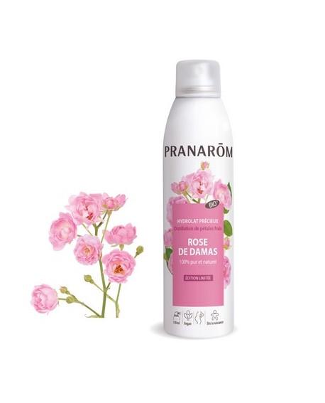 Hydrolat précieux - Edition limitée Rose de Damas Bio de Pranarom