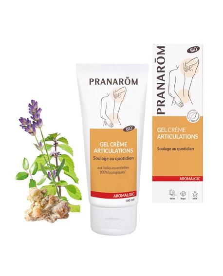 Gel crème Articulations Bio Aromalgic de Pranarom