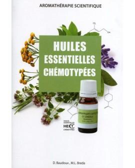 LIVRET huiles essentielles chémotypées  D.Baudoux, ML Breda