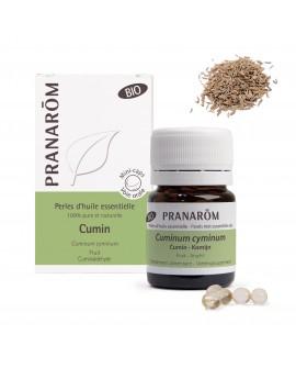 Cumin bio, Perles d'huile essentielle de Pranarom