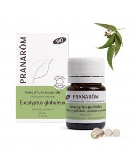 Eucalyptus globulus BIO, Perles d'huile essentielle de Pranarom