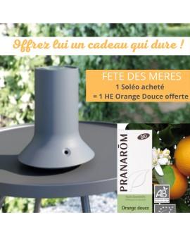 Diffuseur sans fil Soléo + HE Orange douce