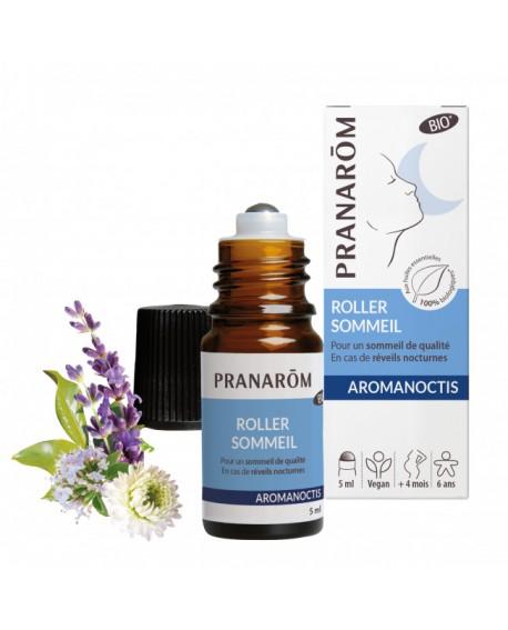Aromanoctis Bio - Roller Sommeil 5 ml