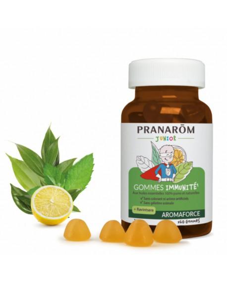 Junior 60 gommes Immunité  - Aromaforce Pranarôm