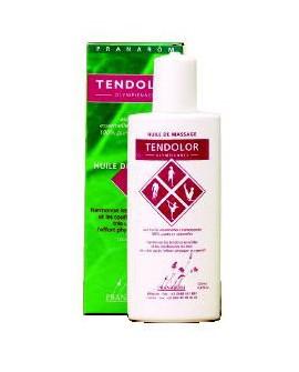 Tendolor massage, Les Olympiennes de pranarom (Décontractant musculaire)