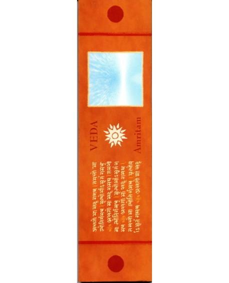 Veda Amritam (Immortelle) Encens d'Auroville aux huiles essentielles
